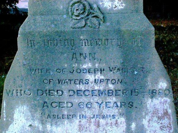 Waters Upton MIs - Walker, Ann