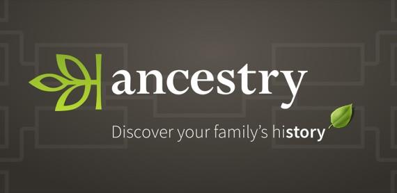 Ancestry - logo